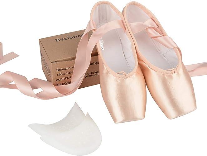 puntas de ballet baratas