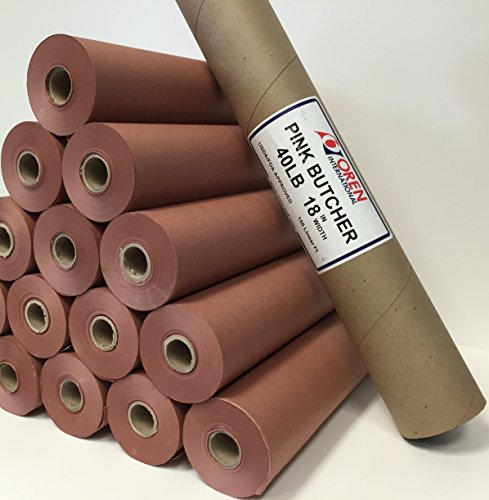 pink-peach-butcher-paper-roll-18-x-150-in-durable-carry-tube-fda-approved-made-100-in-the-usa-the-or