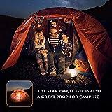 Star Projector Night Light for Kids, MOKOQI