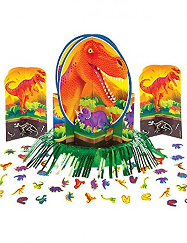 Prehistoric Table Decorating Kit, Party Favor -