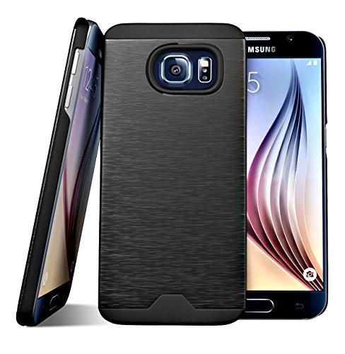 Galaxy S6 Case, Bomea [Non-Slip] [Perfect Fit] Galaxy S6 Case Ultra Slim Premium Protector Hard Cover Case For Samsung Galaxy...  t samsung galaxy s6 case | Which Samsung Galaxy S6 Cases Work With Wireless Charging? 51pmJ50JdLL
