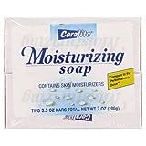 2 Pk 3.5 Oz White Beauty Soap 24 pcs sku# 893084MA