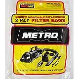 Metro DataVac Vacuum Cleaner Bags MDV-2, MDV-3, VNB, OV, DV-5PB
