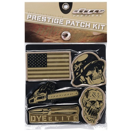 DYE Abzeichen Patch Pack Emblem, 95030055