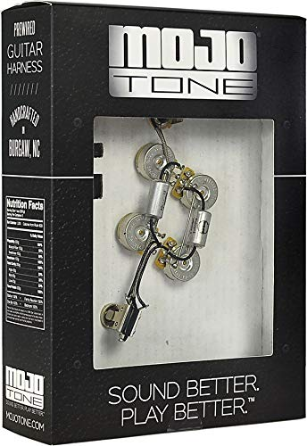 Pre-Wired SG Wiring Kit - Wire Pre Kit