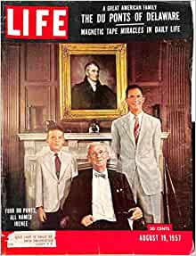 LIFE MAGAZINE  -   AUGUST 19, 1957                    Single Issue Magazine                                                                                                                                                        – August 19, 1957