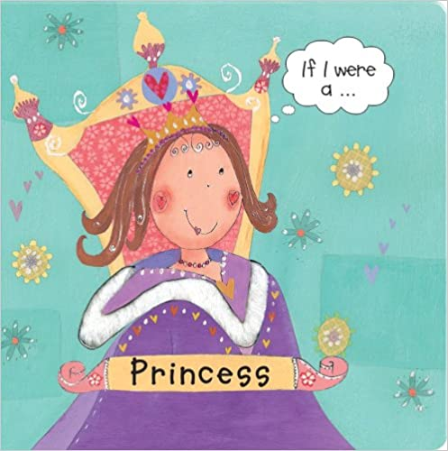 If I Were A.princess por Pat Hegarty epub