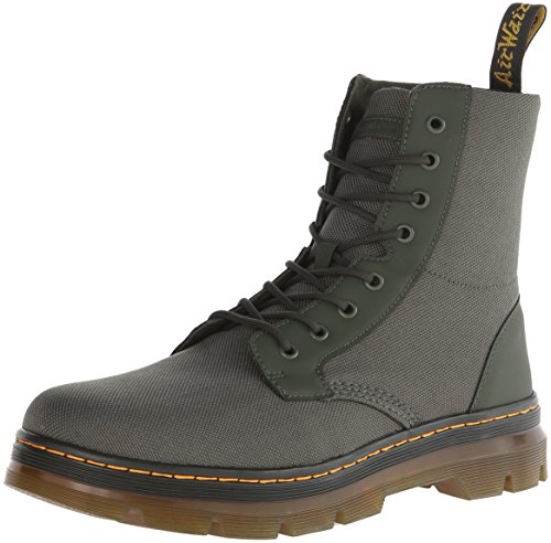 Image of Dr. Martens Men's Combs Nylon Combat Boot