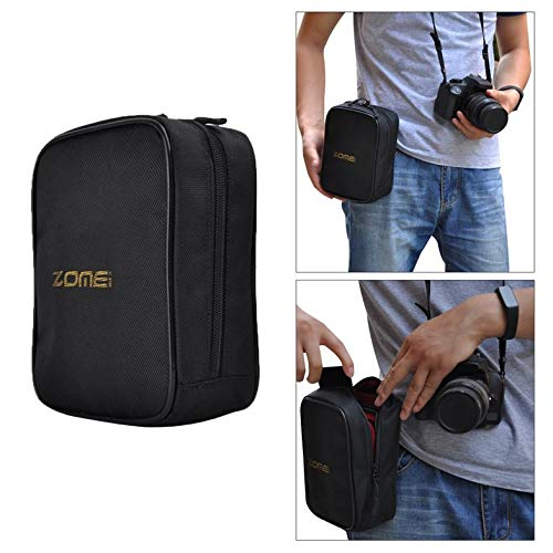 CloverUS 16 PCS ZOMEI Filter Bag Water-Resistant Pocket Camera Filter Wallet Case Pouch Storage Bags for Circular Or Square Filters by CloverUS