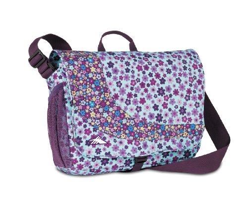 High Sierra Chip Messenger Bag Bouquet, Wildflower