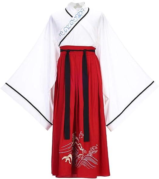 Mebeauty Elegante Traje de Tang, Estilo Chino, Estilo Antiguo ...
