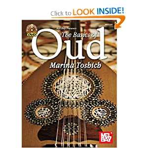 Mel Bay Presents The Basics of Oud (Book and DVD) Marina Toshich