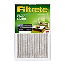 3m Filtrete Micro Particle Reduction Filter 15x20x1