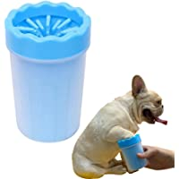 Dog paw cleaner, portable pet paw cleaner, pet cleaning brush, dog paw cleaning brush, cleaning brush for pet dog/cat…