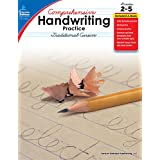 Comprehensive Handwriting Practice: Traditional Cursive, Grades 2 - 5