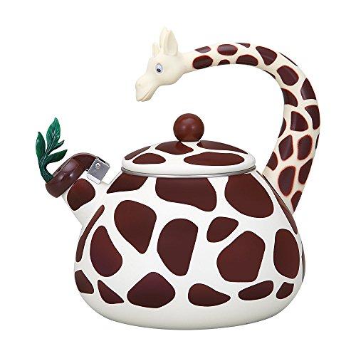 Supreme Housewares 71501 Giraffe Whistling Tea Kettle - 2.4