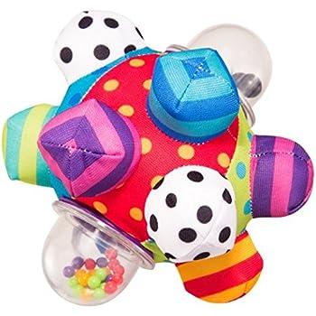 Amazon Com Baby Einstein Bendy Ball Baby Toy Balls Baby