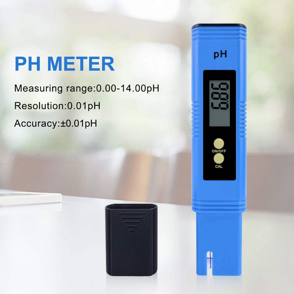 Ph Test Meter High Accuracy Pen Type Water Quality Tester Multi Function Ph Pen Water Quality Pen Ph Test Tool Home Accessory
