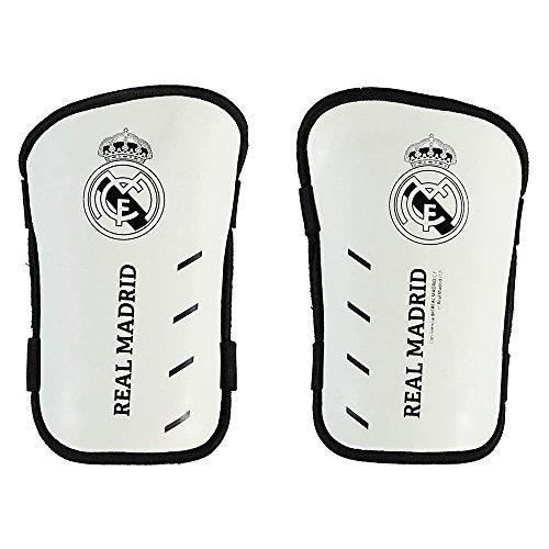Real Madrid - Espinilleras para niños