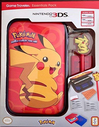 Game Industries Traveler (Pokemon Nintendo 3DS Game Traveler Essentials Pack)