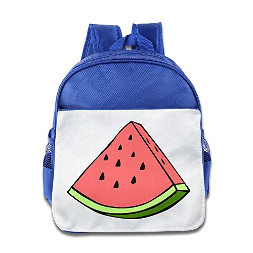 Price comparison product image OurLove Watermelon Girl Bags School Size Size Key RoyalBlue