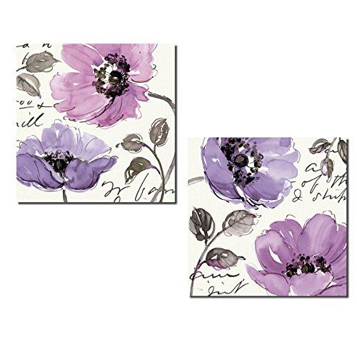 Inspiring Cute And Trendy Purple Wall Art Home Wall Art