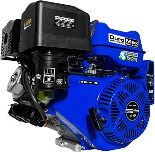 1.7 Hp Motor - DuroMax XP18HPE 18 Hp Electric Start Engine