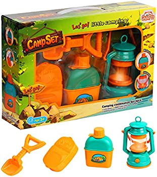 QuadPro Toy Camping Set