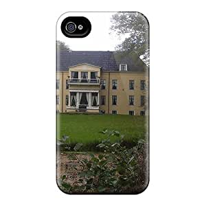 ChrismaWhilten GZX15682iVlI Cases Covers Skin For Iphone 6 (large Frisian Farm House)