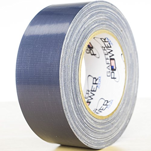 Duct Tape, Military Grade, Made In The USA, 17 Mil Extra Thick, 2 Inches x 25 Yards, Maximum Strength, Strongest Tape Out There, HVAC, Repairs, Insulation, Ducts, Lots of Applications