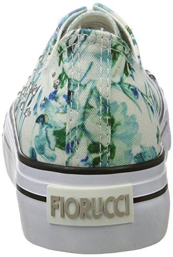 blu Fiorucci Baskets Blu Fepa005 Femme Bleu zvSCPwq