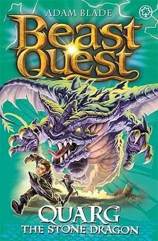 book cover of Quarg