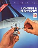 Lighting and Electricity, Time-Life Books Editors, 0376019069