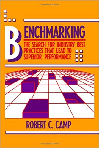 Benchmarking the search for industry best practices that lead to benchmarking the search for industry best practices that lead to superior performance robert c camp 9781563273520 amazon books fandeluxe Choice Image