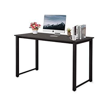Amazon.com: Romatlink Mesa de ordenador simple de 47.0 in ...