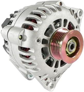 New Alternator CHEVROLET MALIBU 3.1L V6 1999 99