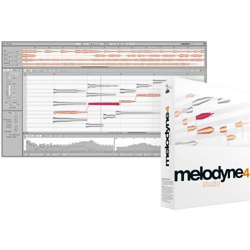 Celemony Melodyne 4 Studio Box
