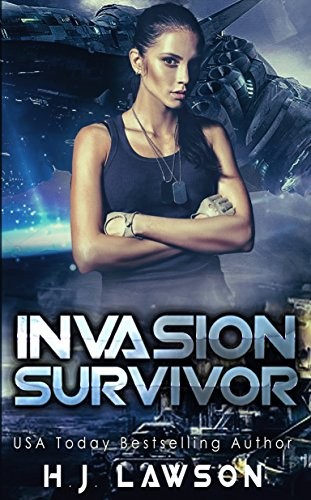 Invasion Survivor by H.J. Lawson ebook deal