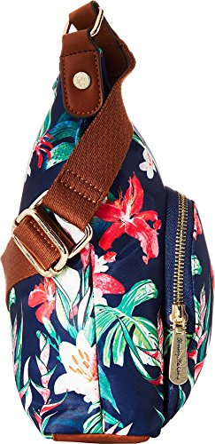 Lily Tommy Crossbody Siesta Bahama Tropical Womens Key qxxwfaYT