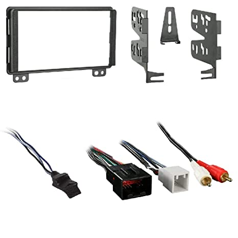 Amazon.com: Metra 95-5026 Kit for Select 2001-2006 Ford, Lincoln and on