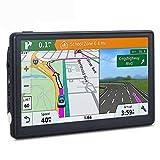 Car GPS, 7-inch Portable 8GB Navigation System for Cars, Lifetime Map Updates, Vehicle GPS Sat-Nav
