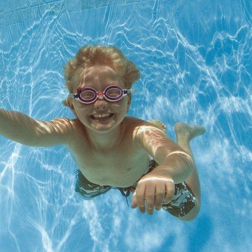 Marvel Ultimate Spider-Man - Swim Goggles