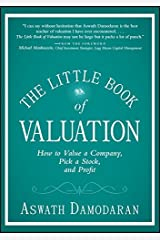 The Little Book of Valuation: How to Value a Company, Pick a Stock and Profit (Little Books. Big Profits) Kindle Edition
