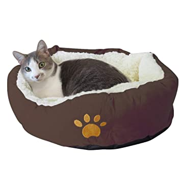 Superb Amazon Com Evelots Soft Pet Bed For Cats Dogs 17D X 5 Gmtry Best Dining Table And Chair Ideas Images Gmtryco