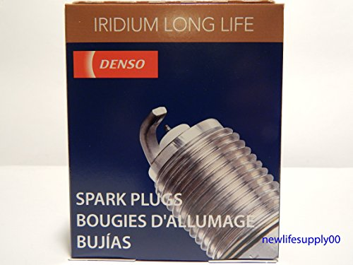 DENSO # 3444 Iridium LONG LIFE Spark Plugs -- SC20HR11 ----- 4 PCS * NEW * (Mercedes C300 Spark Plugs compare prices)
