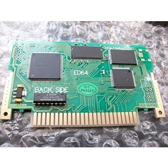 Everdrive nintendo 64 Nes + CIC 7101 PAL + casing: Amazon co uk: PC