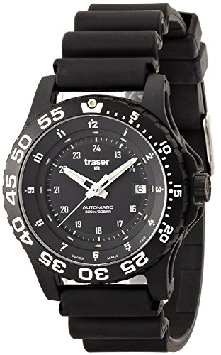 traser watch MIL-G AUTO PRO 300m P6600.9A8.13.01 Men's [regular imported goods]