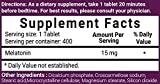 Micro Ingredients Advanced Sleep Melatonin