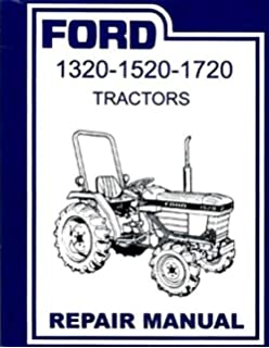 Ford tractor 1320 1520 1720 factory repair shop service manual fully illustrated ford tractor 1320 1520 1720 factory repair shop service manual fandeluxe Choice Image