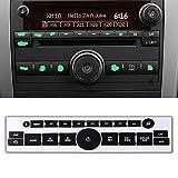 ROCCS 07-14 GM Vehicles Radio Dash Button Repair